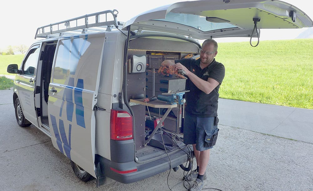 Mobile Schlosserei